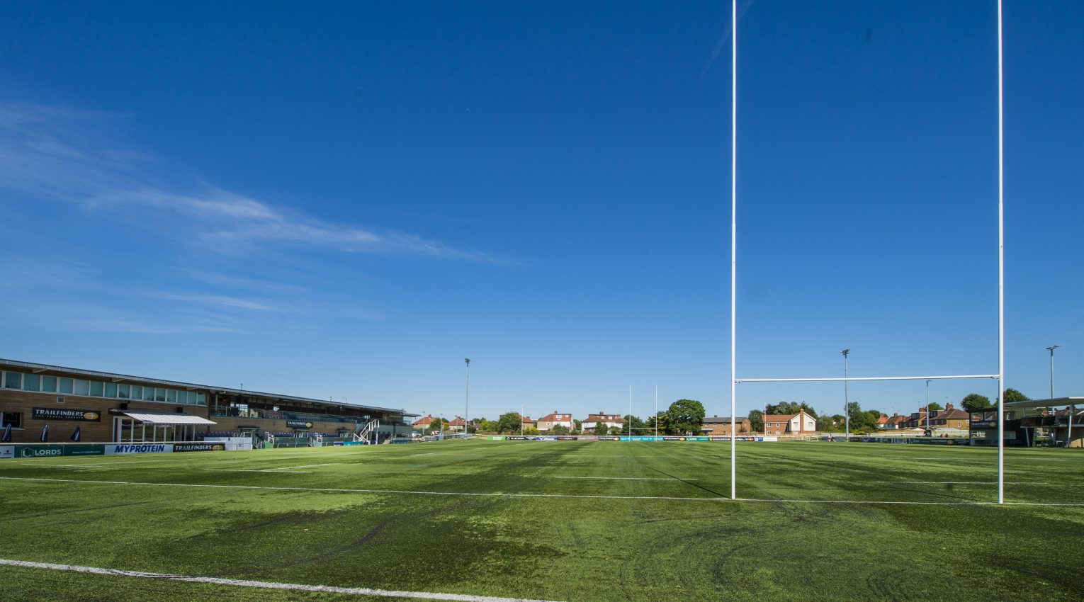 Sports grounds at Ealing Trailfinders
