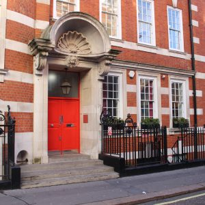 Wetherby Senior School Front Door