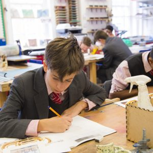 Art Lessons at Wetherby Senior School